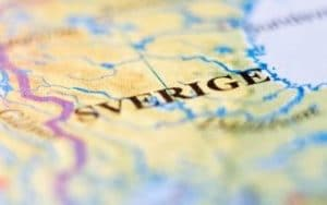 Sverigekarta